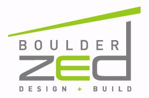 Boulder ZED Design Build company logo